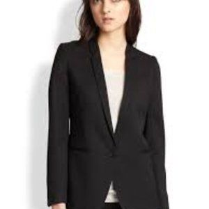 Kooples Black Studded Blazer